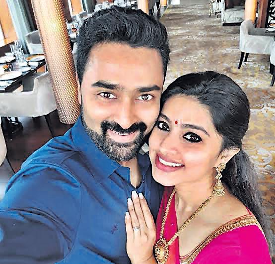 Prasanna and Sneha welcome their second child - Sakshi