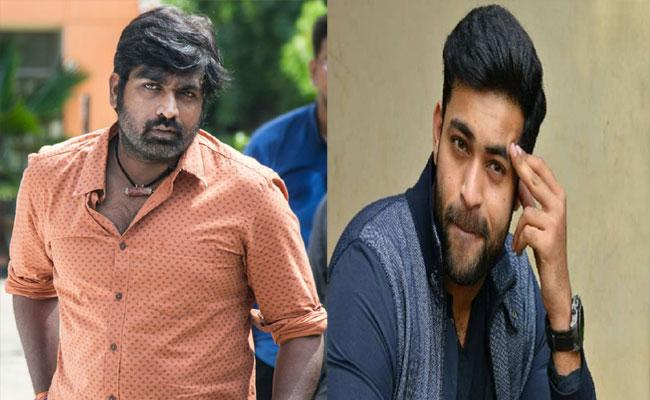 Vijay Sethupathi In Talks To Play The Villain Role In Varun Tej Boxer Movie - Sakshi