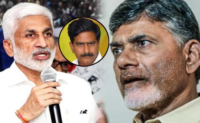 Vijaya Sai Reddy Slams Chandrababu Naidu And Devineni Uma - Sakshi