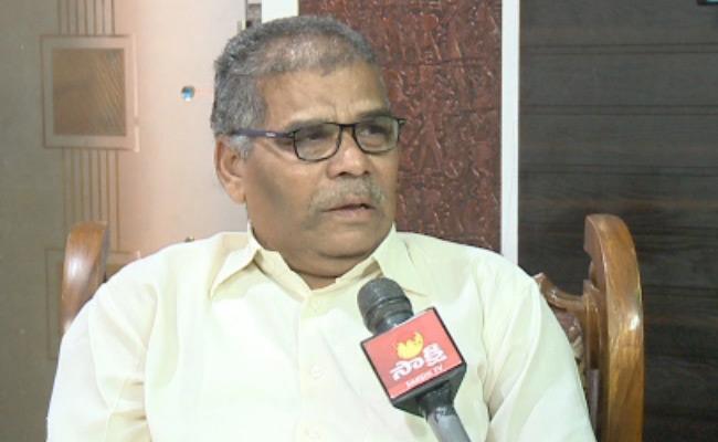 Amaravathi Is Earthquake Zone OF Rtd Professor Says - Sakshi