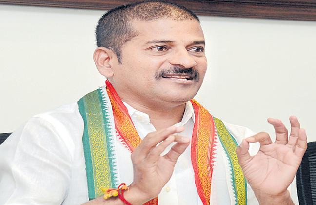 Revanth Reddy Fires On TRS Party - Sakshi