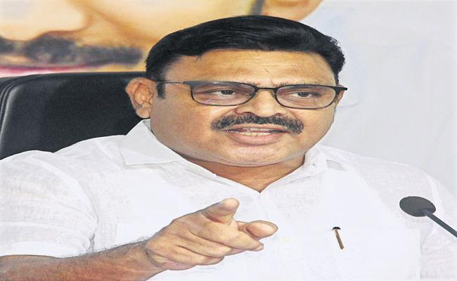 Ambati Rambabu Comments On BJP - Sakshi