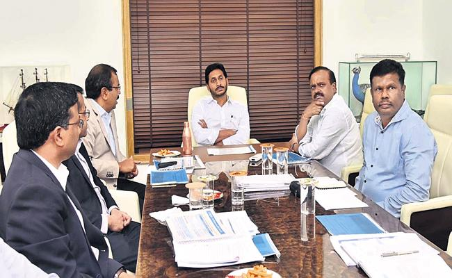 Container Corporation of India investments in Andhra Pradesh - Sakshi