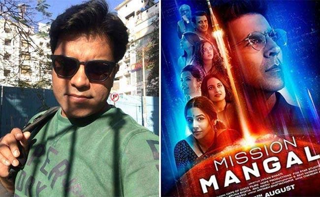 Mission Mangal Director Jagan Shakti Hospitalised In Serious Condition - Sakshi