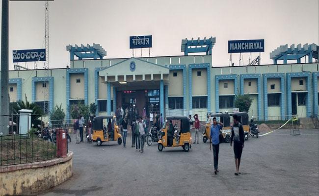 Shortage Of Railway Police In Adilabad - Sakshi