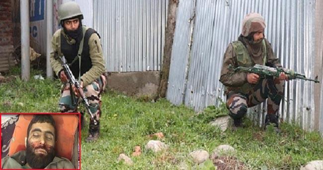 Jaish-e-Mohammad Kashmir chief Qari Yasir among three militants killed - Sakshi