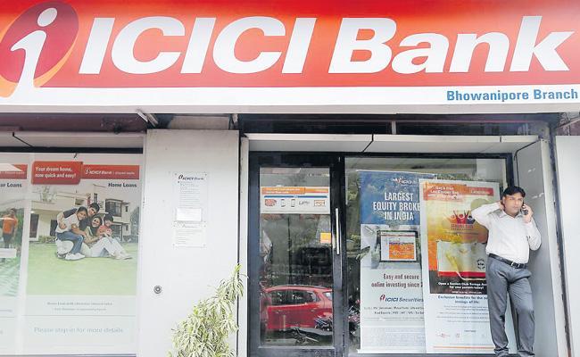 4,670 Crore Profits To ICICI Bank - Sakshi