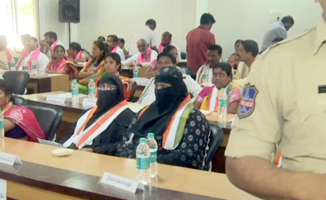 Municipal Chairman, Vice Chairman Election Results 2020 in Nalgond District - Sakshi