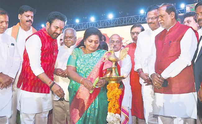 Tamilisai Soundararajan Attended For Republic Day Celebrations At Khairatabad - Sakshi