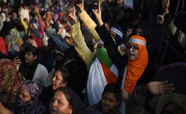 Mumbai Women Protest On CAA And NRC  Like Shaheen Bagh - Sakshi