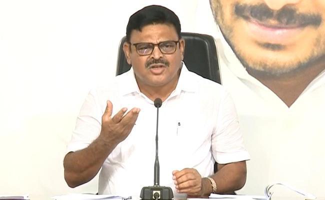 Ambati Rambabu Fire On Chandrababu Over Dissolution Legislative Council - Sakshi