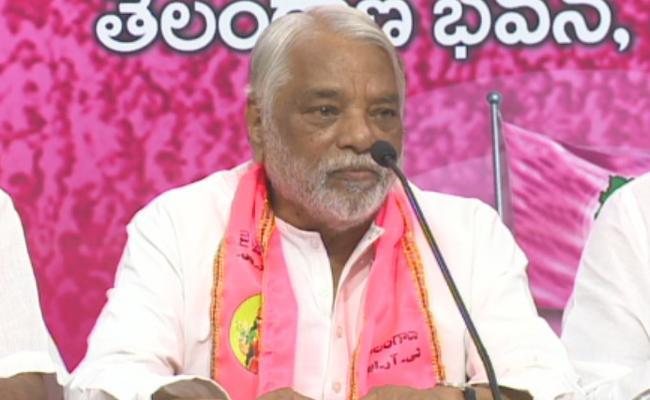 MP Keshava Rao Speech In Telangana Bhavan - Sakshi