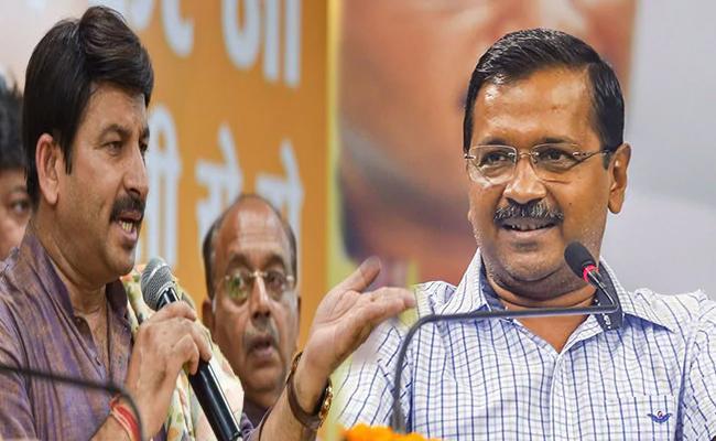 Delhi BJP Chief Manoj Tiwari Exclusive Interview - Sakshi