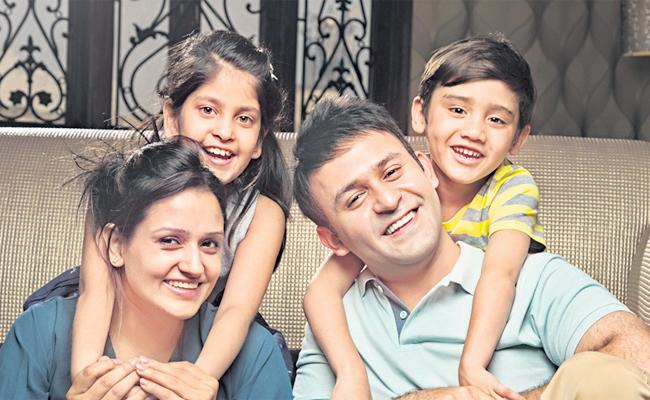 Special Story on Parenting Time With Children - Sakshi