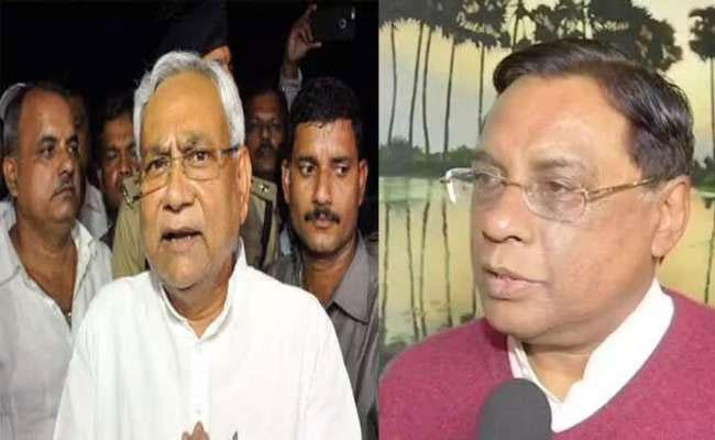 Pavan Varma Comments About Nitish Kumar In Bihar  - Sakshi