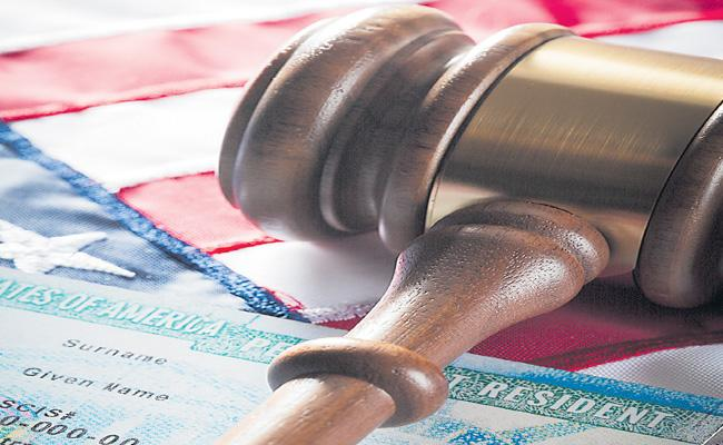US Supreme Court Approval For Green Card Policy - Sakshi