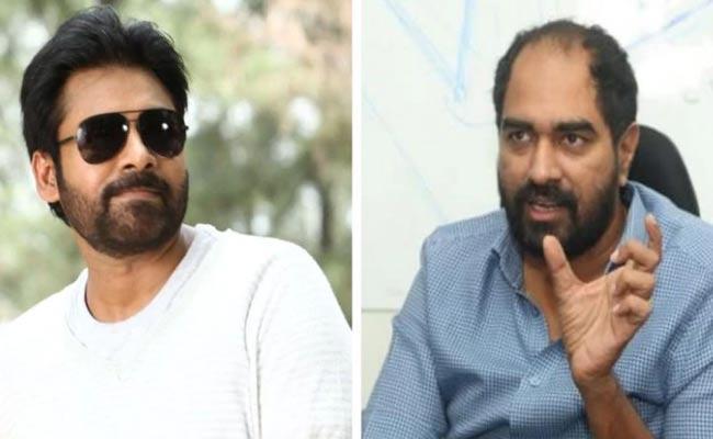 Pawan kalyan New Movie Shooting Began Directected By Krish - Sakshi