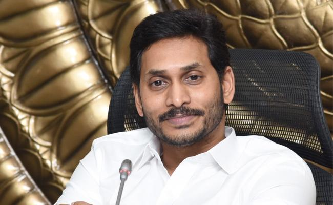 Boston Consulting Group Report Over AP Capital Members Meets CM Jagan - Sakshi