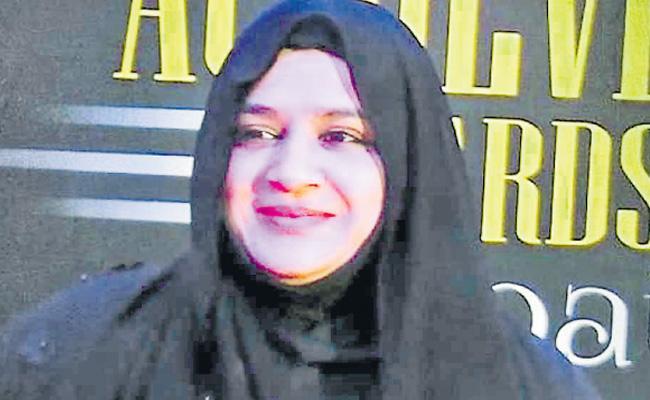 Nowhera Shaikh Was Arrested By The Maharashtra Police - Sakshi