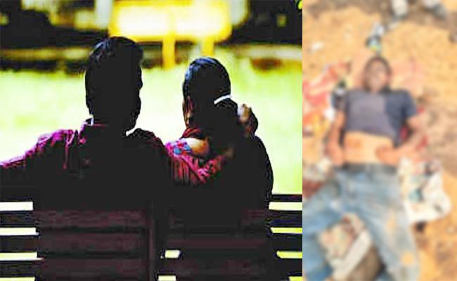 Wife Killed Husband With Boyfriend Help in Odisha - Sakshi