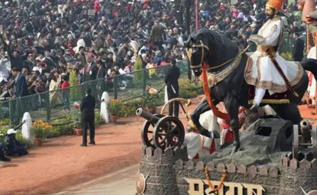 West Bengal And Maharashtra Tableaus Not In Republic Day Parade - Sakshi