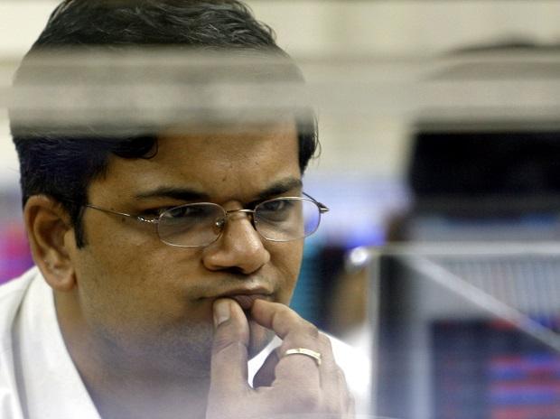 Sensex Nifty Trading Lower As Banks Metals Drag - Sakshi