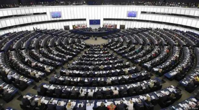 European Parliament postpones voting on joint motion against CAA - Sakshi