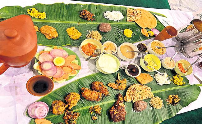 Lalitha Ammagari Bojanam Restaurant Open in Banjarahills - Sakshi