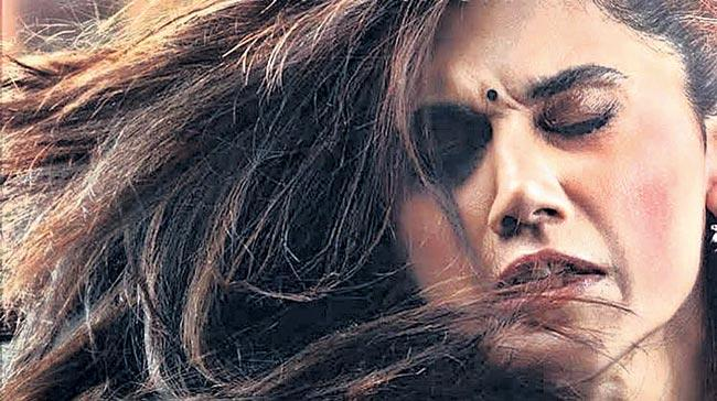 Taapsee Releases Her First Look Poster From Thappad - Sakshi