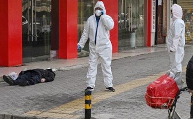 Dead Man Found In Wuhan China Over Corona Virus Crisis - Sakshi