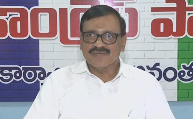 Mohammad Iqbal Says Balaya Is using Hindupur as Paytm - Sakshi