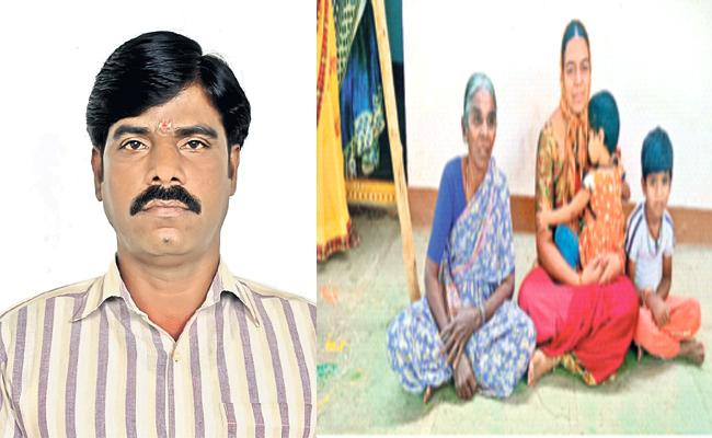 Vikarabad Migrant Worker Died in Dubai With Heart Stroke - Sakshi