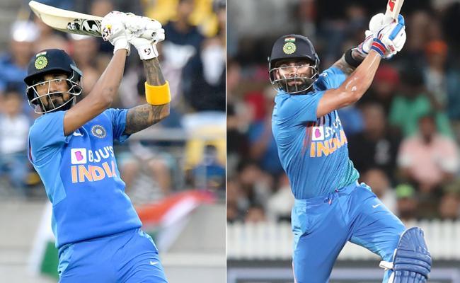 IND Vs NZ: Team India Clinch Another Super Over Thriller - Sakshi