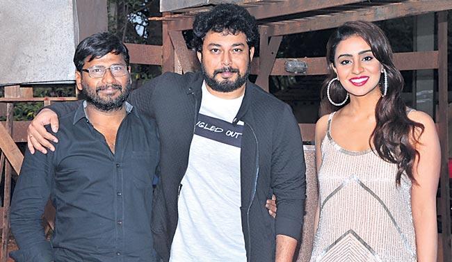 maha prasthanam movie shooting launch - Sakshi
