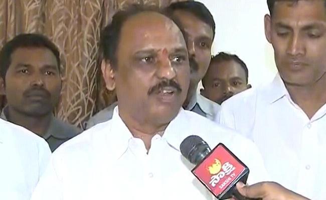 Minister Shankar Narayana Comments On Chandrababu - Sakshi