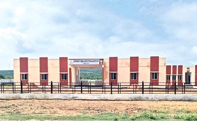 Adventure Sports Academy Not Started In Kadapa District - Sakshi