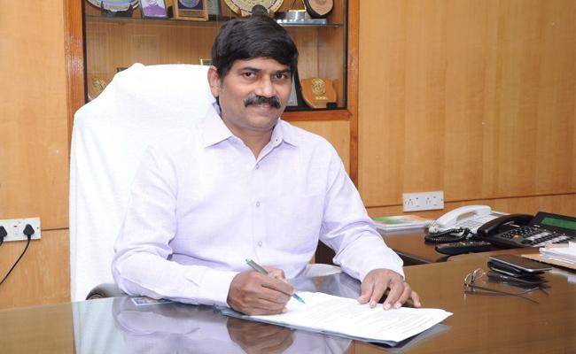 AU VC Prasada Reddy Said Boston Committee Is High Quality Organization - Sakshi