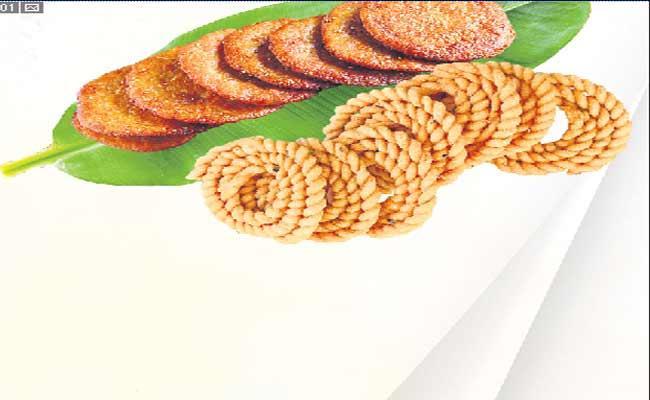Sankranthi Special Dishes For Pindi Vantalu - Sakshi