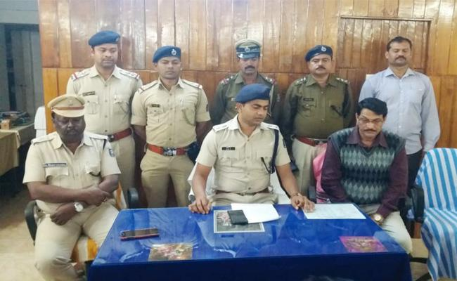 Accused Arrest in Girl Murder Case Odisha - Sakshi