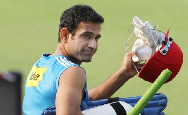 Irfan Pathan Announces Retirement From Cricket - Sakshi