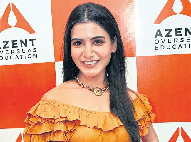 Samantha Akkineni to team up with Ashwin Saravanan of biopic - Sakshi