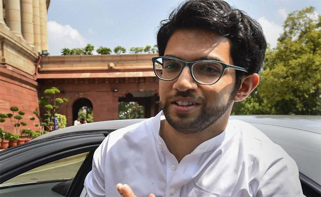 Maharashtra Minister Aaditya Thackeray First Comments - Sakshi