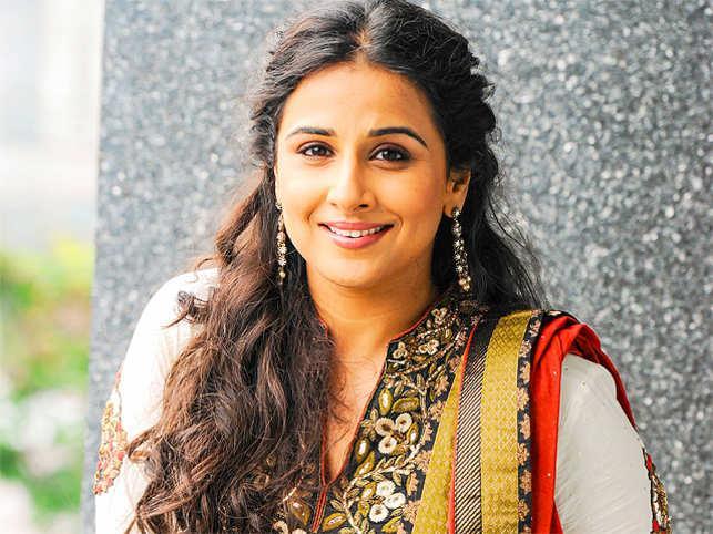 Vidya Balan Says Tomorrow We Might Do A Huge Film - Sakshi