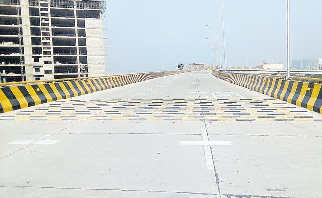 Hyderabad Biodiversity Flyover Reopened To Traffic On Saturday - Sakshi