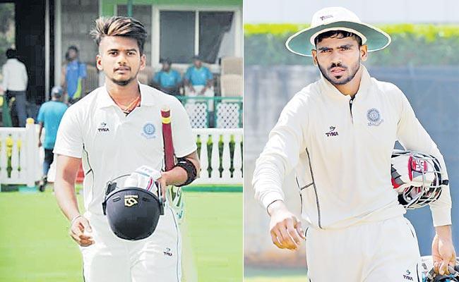 Andhra Team First Innings Lead Of 106 Runs In Ranji Trophy - Sakshi