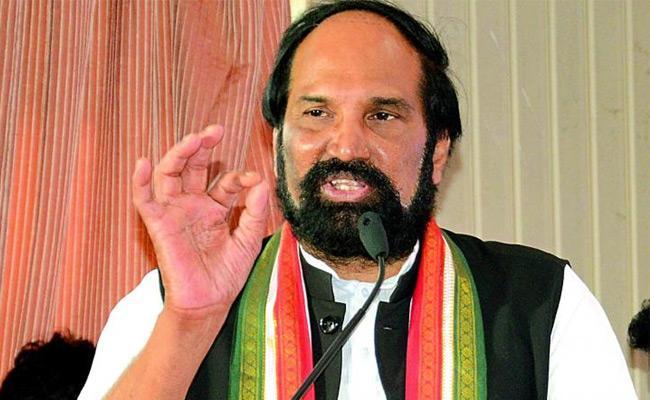 Uttam Kumar Reddy Comments on Municipal Elections - Sakshi