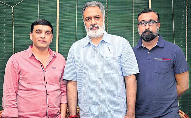 Sarileru Neekevvaru and Ala Vaikunta Puram Lo movie producers press meet - Sakshi
