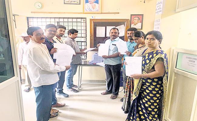 Final Voter List Released For Muncipal Elections - Sakshi