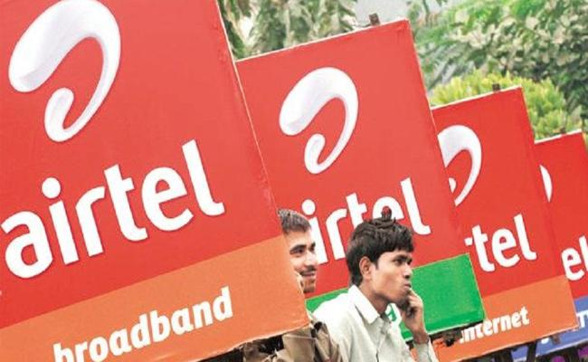 PE firms mull investment in Airtel via QIP - Sakshi