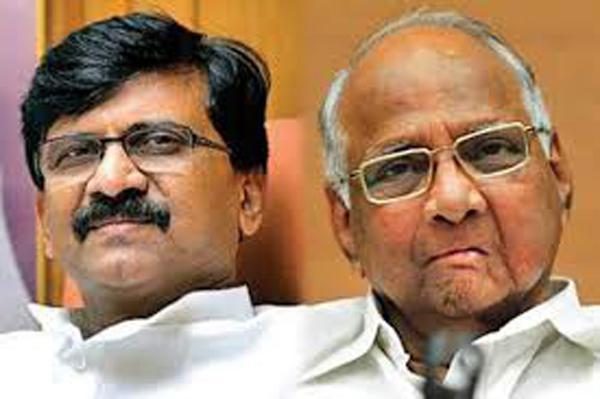 Sanjay Raut Says Sharad Pawars Name Should Be Considered For Presidents Post - Sakshi